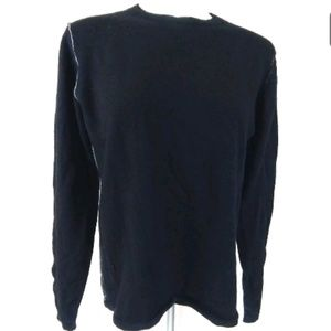 Zadig & Voltaire Black Crewneck Sweater